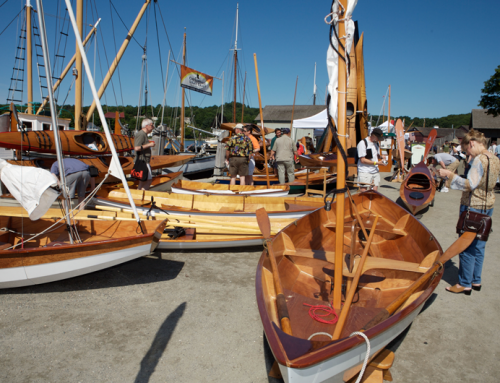 Woodenboat Show
