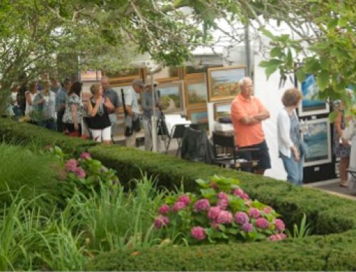 62nd Annual Mystic Outdoor Art Festival